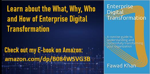 Enterprise Digital Transformation by Fawad Khan