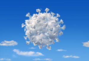 Coronavirus impact on the Cloud Computing Market