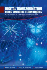 Digital Transformation using Emerging Technologies book